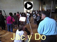 "Video of Welsh folk dance ""Jac y Do"" (Jackdaw) at Atlantic College, in the Vale of Glamorgan, Wales."