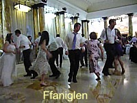 """Ffaniglen"" - a fun dance with lots of clapping."