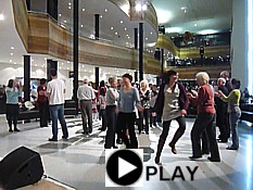 Click for video of Dawns Llandudoch at Wales Millennium Centre, Cardiff.