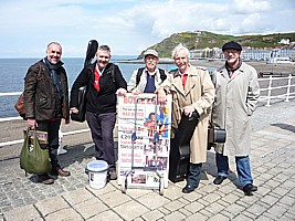 Click for pictures of Gogfest at Aberystwyth.