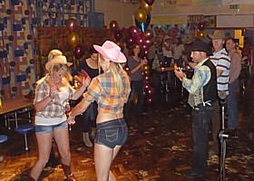 Click for pictures from Christ the King PTA barn dance.