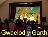 Here's when we played for a twmpath for Gwaelod y Garth Junior School PTA.
